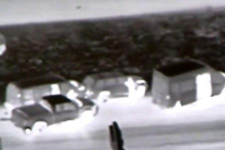 Video shows final moments before Austin serial bombing suspect kills himself