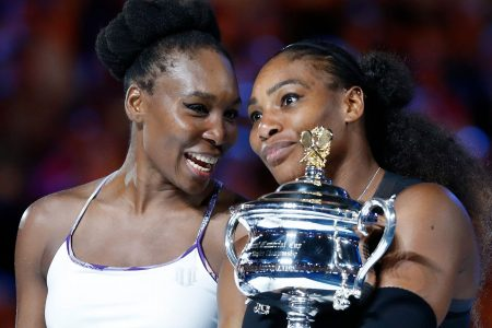 Williams sisters' showdown at US Open: Don't take it for granted