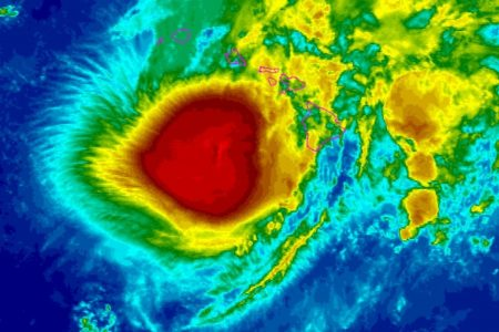 Lane weakens to tropical storm, but may unleash 'major flooding' into the weekend