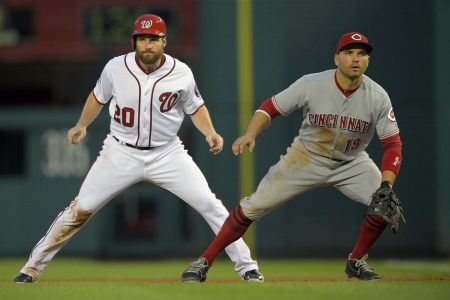 Bryce Harper and Daniel Murphy have been claimed on waivers. Don't bet on deals just yet.