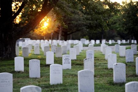Arlington National Cemetery evacuated after a bomb threat