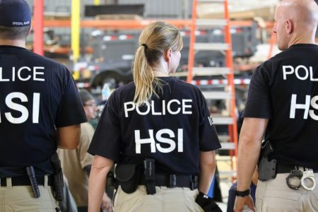 160 undocumented workers detained in Texas immigration bust