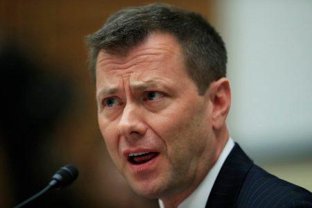 FBI agent Peter Strzok fired over anti-Trump texts