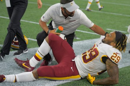 One run showed all Derrius Guice is capable of — and all the Redskins will miss