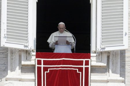 Pope Francis: 'No effort must be spared' to tackle Catholic Church's abuses