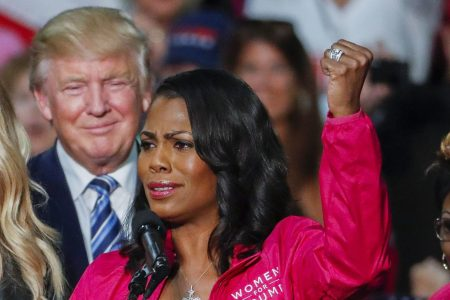 Omarosa Manigault Newman releases recording purportedly made in White House Situation Room