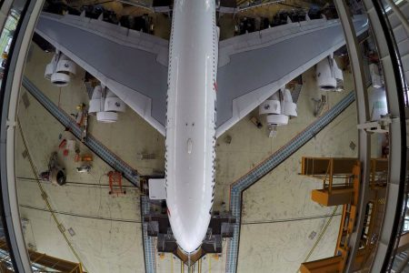 Is the Airbus 380 the future of air travel or a relic of the past?