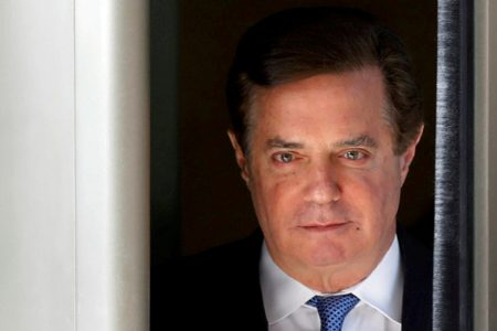 The Rise and Fall of Paul Manafort: Greed, Deception and Ego