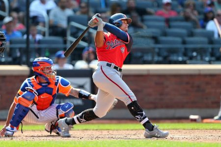 Nationals finally end drought, then open floodgates in 15-0 victory over the Mets
