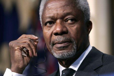 Kofi Annan's legacy was complicated by the Rwandan genocide
