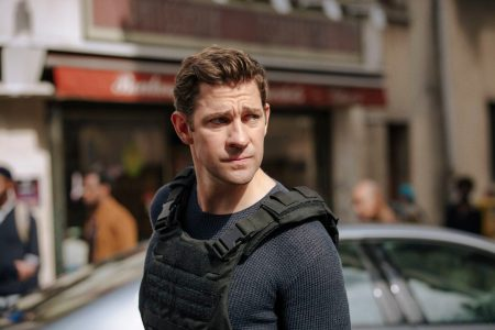 The blandly reassuring 'Jack Ryan' gets better when there's less Jack Ryan in it