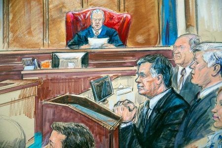 Lone holdout on Manafort jury blocked conviction on all counts, juror says