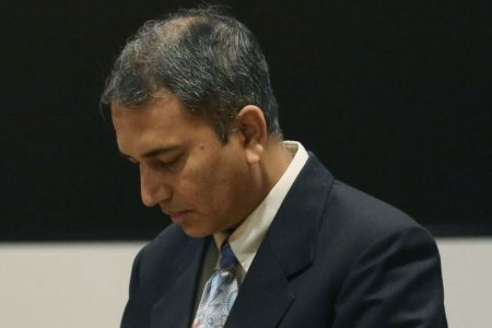A jury convicted a doctor of raping a patient at a hospital — and sentenced him to probation