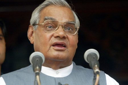 Atal Bihari Vajpayee, prime minister who made India a nuclear power, dies at 93