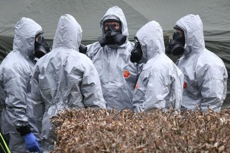 Trump administration to impose new sanctions on Russia for nerve agent attack in England