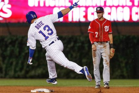 In a devastating turn of events, Nationals fall to Cubs, 4-3, on walk-off grand slam