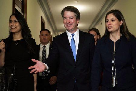 Kavanaugh confirmation hearings not likely until September, Senate Judiciary chairman says