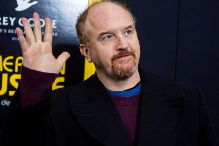 Louis CK performs for the first time since admitting sexual misconduct nine months ago
