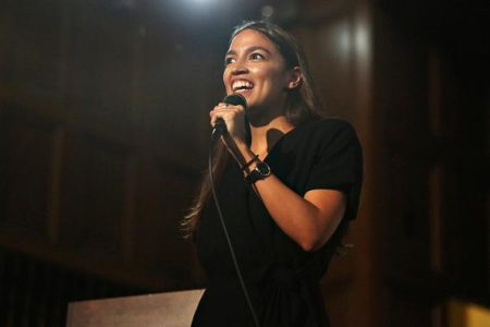 Alexandria Ocasio-Cortez Calls Press Criticism of Media-Banned Town Hall Meetings A 'Non-Story'