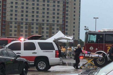 Backstreet Boys cancel concert after storm injures 14 fans waiting outside