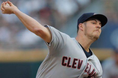 Indians place Trevor Bauer on DL