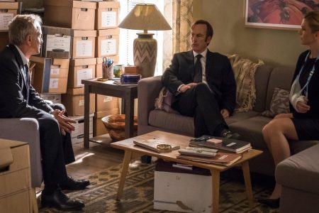 Better Call Saul star Bob Odenkirk on Jimmy's strange reaction to Chuck's death