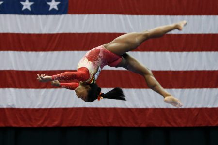 Simone Biles Didn't Compete for Two Years. She's Still Dominant.