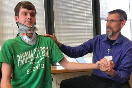 What Is Internal Decapitation? Man Makes 'Miracle' Recovery after Black Ice Car Crash