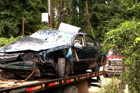 'They went through pure hell': Toddlers survive days in ravine after mother dies in car crash