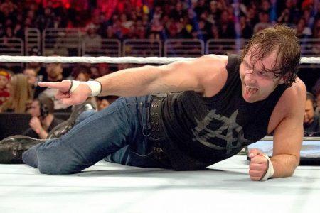 Dean Ambrose Returns from Injury on WWE Monday Night RAW