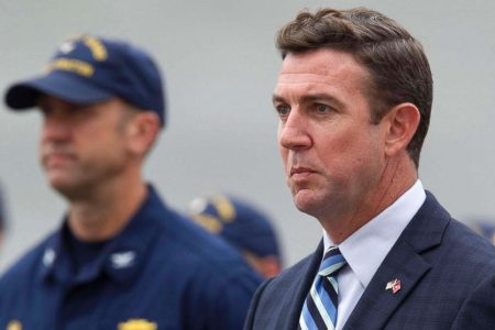 California congressman Duncan Hunter pleads not guilty to misuse of campaign funds