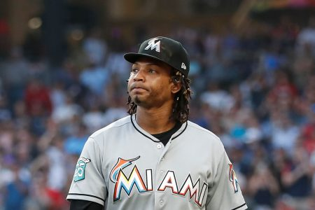 Marlins' Jose Ureña suspended six games for plunking Ronald Acuña Jr.