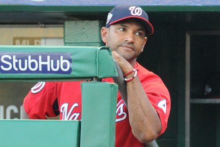 Washington Nationals manager Dave Martinez on bullpen woes: 'I don't know what else to do'