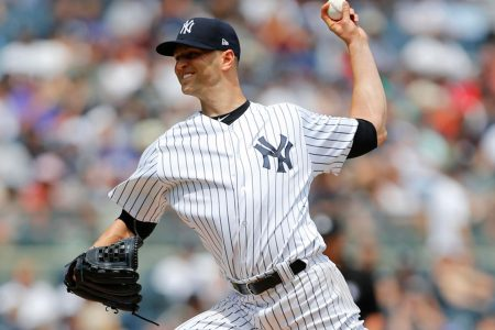 Yankees' pitcher JA Happ contracts hand, foot and mouth disease