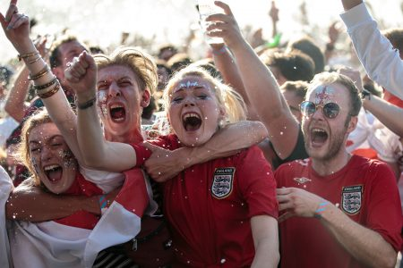 Premier League riding high after England's World Cup run: 'Country is buzzing'