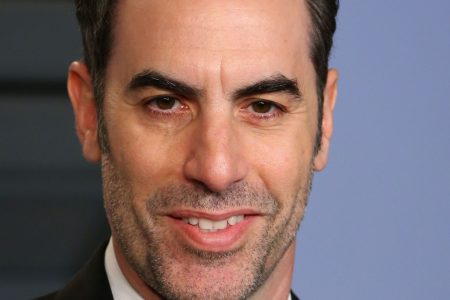 Sacha Baron Cohen as Ali G takes aim at Trump, gives him 'respeck' for being 'a crook'