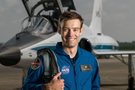 Astronaut candidate resigns from NASA for first time in 50 years