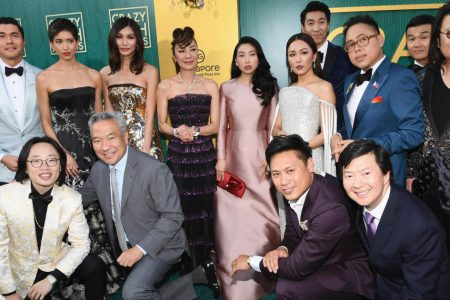 """Awkwafina on why the impact of """"Crazy Rich Asians"""" gets her emotional"""