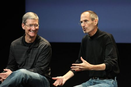 Apple CEO Tim Cook Says Working for Steve Jobs Was 'Liberating'