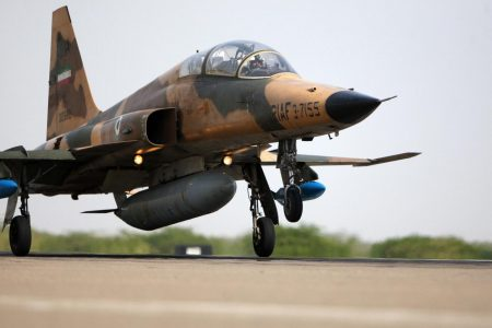 Iran Reveals Newest Fighter Jet in Defiance of US Sanctions