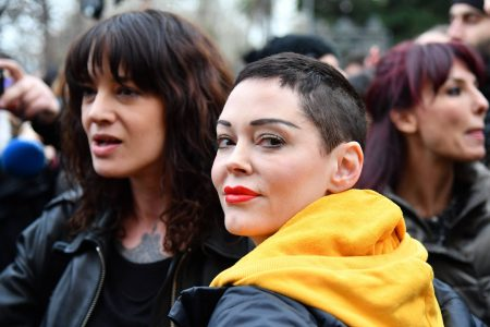 Rose McGowan Disavows Asia Argento, Says She Received Underage Nude Pics