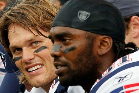 Tom Brady congratulated Randy Moss on HOF induction