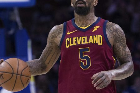 JR Smith Reportedly Turns Himself in to Police, Charged with Criminal Mischief
