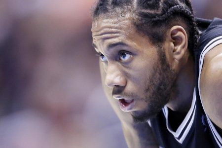 Kawhi Leonard Rumors: Star Keeping 'Open Mind' About Re-Signing with Raptors