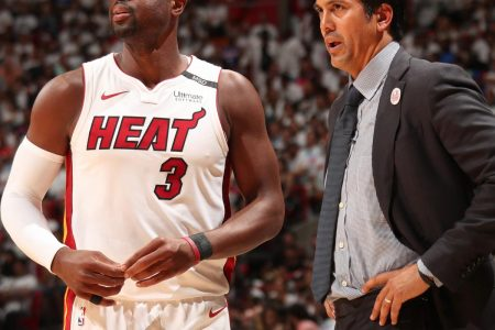 How Dwyane Wade Would Fit into Miami Heat Scheme
