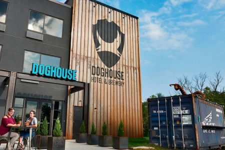 BrewDog's first 'beer hotel' opening in Ohio