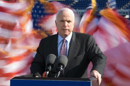 Pallbearers, speakers announced for McCain's DC memorial service and Capitol ceremony
