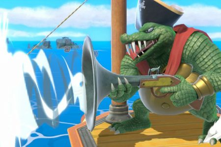 King K. Rool looks like a hilarious powerhouse in Super Smash Bros. Ultimate