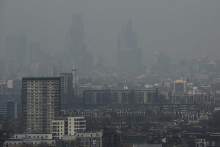 Air Pollution Could Change Heart's Structure As Heart Failure Does