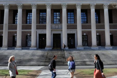Asian-American Students Suing Harvard Over Admissions Win Justice Dept. Support